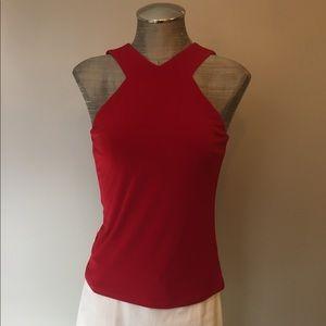 Red Ralph Lauren Top
